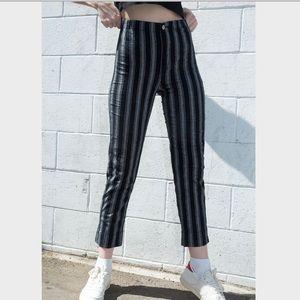 BRANDY MELVILLE STRIPED PANTS